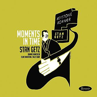 Stan Getz - Moments in Time [CD] USA import