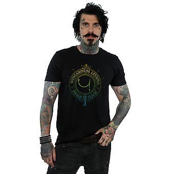 Harry Potter Men's Wingardium Leviosa Spells Charms T-Shirt