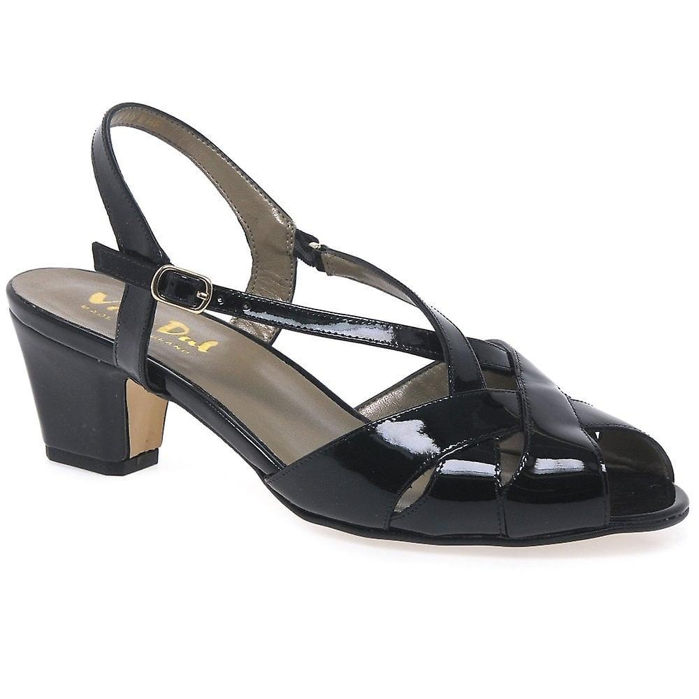 Van Dal Libby II szerokie dopasowanie Court buty DO6Ls