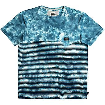 Quiksilver X Bloob kortærmet T-shirt i Estate Blue