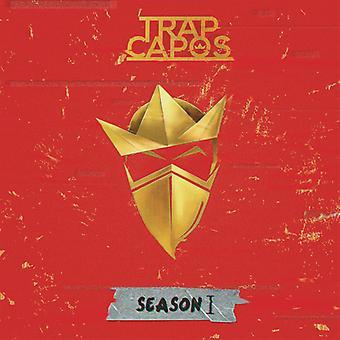 Various Artist - Trap Capos: Season 1 [CD] USA import