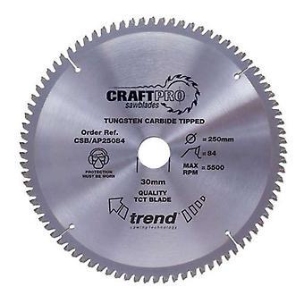 Trend CSB/AP25084 Craft Blade Tcp 250 X 84 X 30 mm