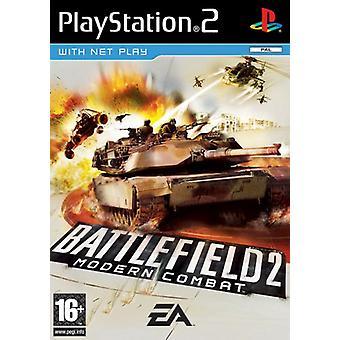Battlefield 2 Modern Combat (PS2) - Nouvelle usine scellée