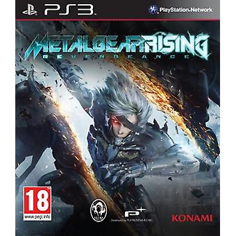 Metal Gear Rising Revengeance (PS3) – nowość