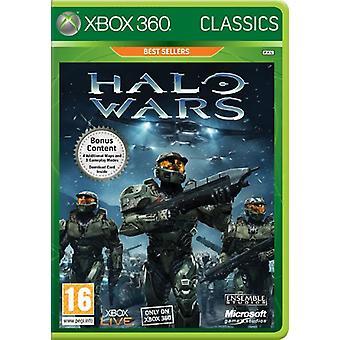 Halo Wars  Classics (Xbox 360) - New