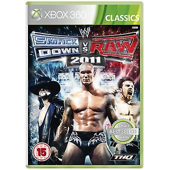 WWE Smackdown vs Raw 2011 - Classics Edition (Xbox 360) - Nowość