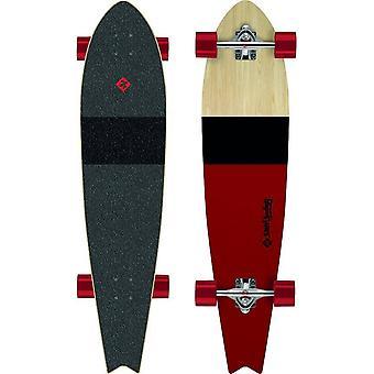 Street Surfing Longboard fishtail 42