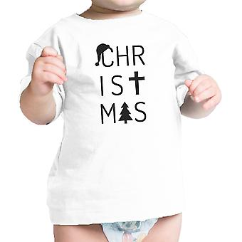 Letters Christmas Baby Shirt Unique Christmas Gift For New Parents