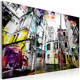 Schilderij - Artistry of architecture