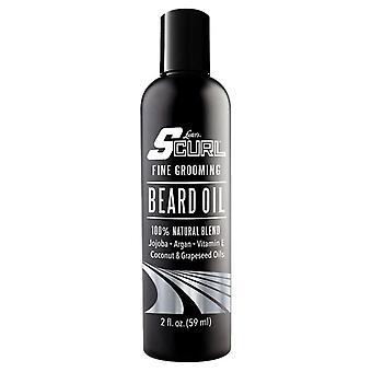 SCurl barbe huile Luster 2oz