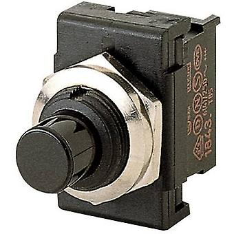 Marquardt 1841.1301 Pushbutton 250 V AC 6 A 1 x On/(Off) IP40 momentary 1 pc(s)