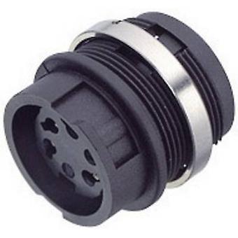 Bağlayıcı 99-000-06-1 Minyatür Dairesel Konnektör Serisi Nominal akım (detaylar): 6 A