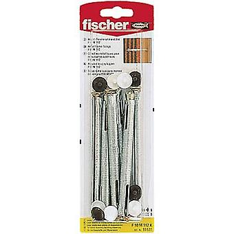 Fischer F 10 M 112 K Door/window frame plug 112 mm 10 mm 88681 6 pc(s)