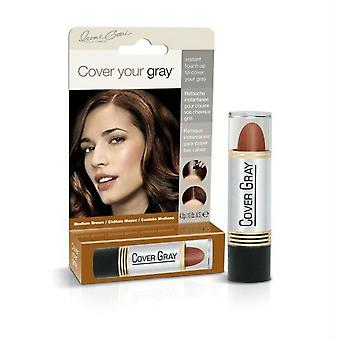 Cover Your Gray Touch-Up Stick Medium Brown