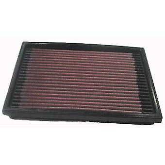 K&N 33-2098 High Performance Replacement Air Filter