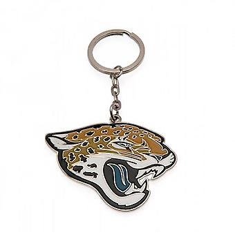 Jacksonville Jaguars Keyring