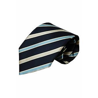 Gravata azul 01 Penne