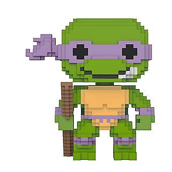Funko POP Donatello Teenage Mutant Ninja Turtles 8-bit Collectible Figure