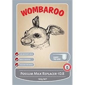 Wombaroo Possum Milch<0.8 160g></0.8 160g>
