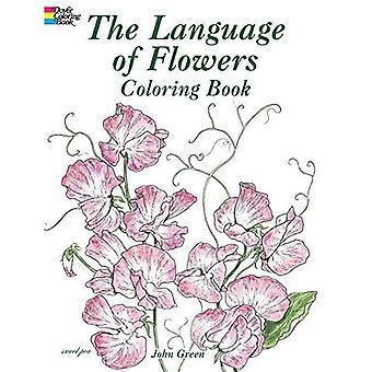 Die Sprache der Blumen Malbuch (Dover Natur Malbuch)