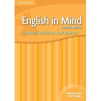 Livello di lingua inglese in mente Starter risorsa per gli insegnanti