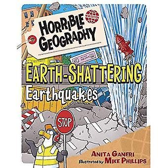 Wstrząsającego trzęsienia ziemi (straszne Geografia)