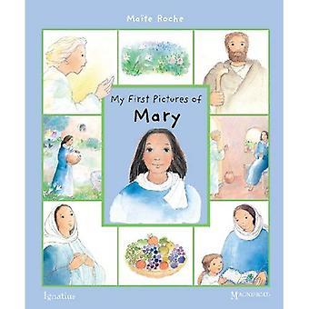 Mina första bilder av Mary