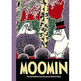 Moomin boek negen: De volledige Lars Jansson Strip
