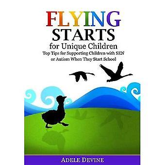 Inizia a volare per bambini unici: Top suggerimenti per quando iniziano la scuola a sostegno dei bambini con Sen o autismo
