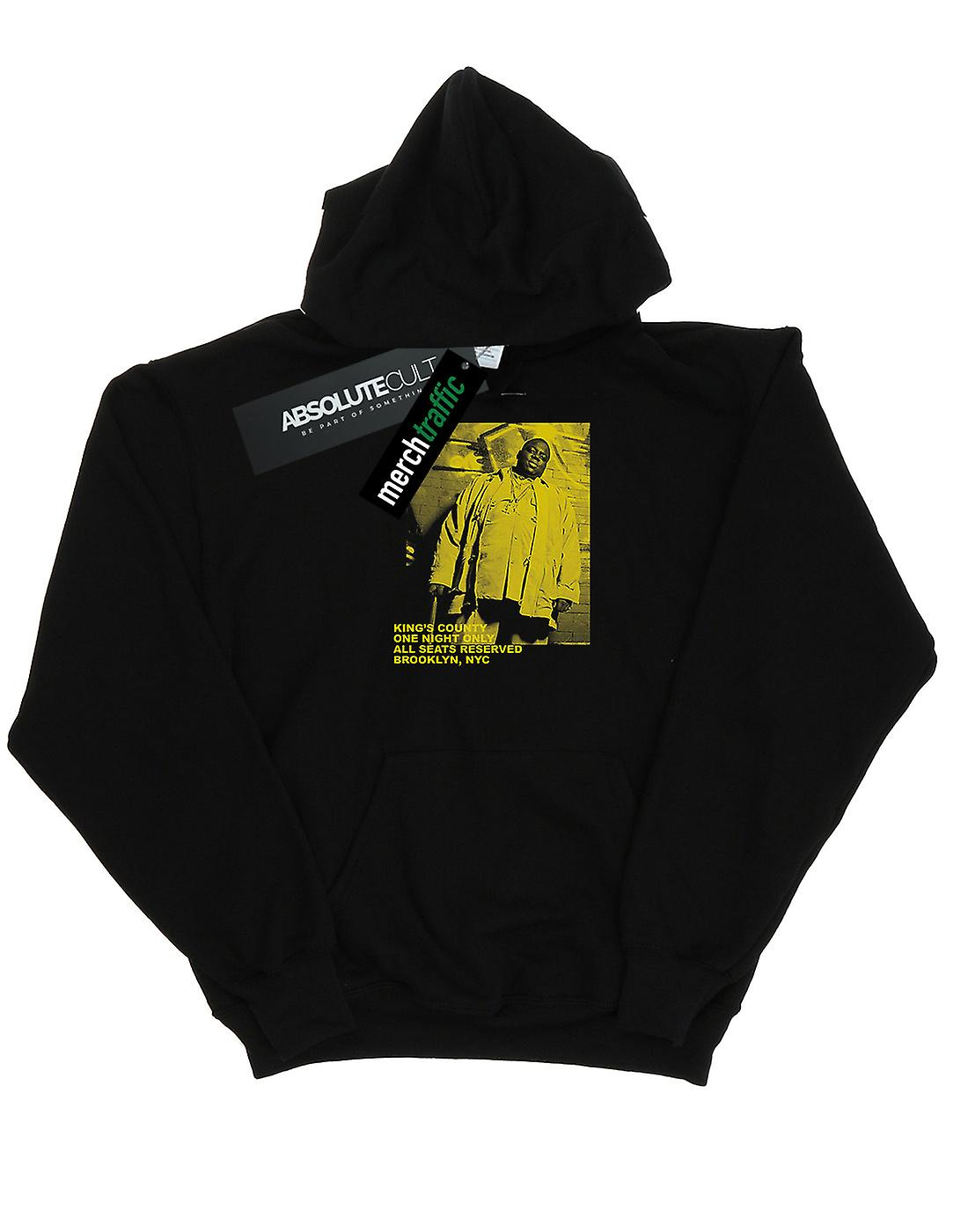 Notorious BIG Boys One Night Only Neon Hoodie