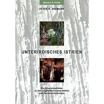 Unterirdisches IstrienEin Exkursionsfhrer zu den ungewhnlichsten Hhlen und Karsterscheinungen by Hofmann & Peter R.