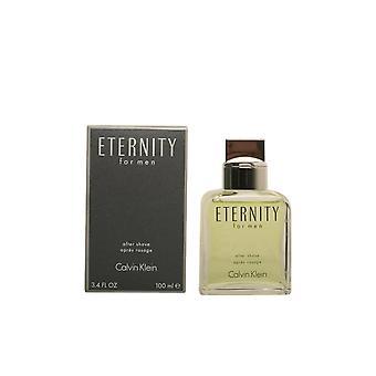 Calvin Klein Eternity para homens depois de barbear 100 Ml para homens