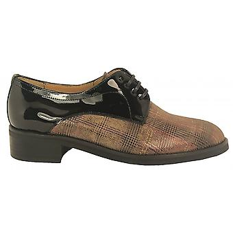Something For Me Lace Up Shoe - 5332
