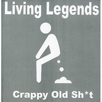 Living Legends - Crappy Old Shit [CD] USA import