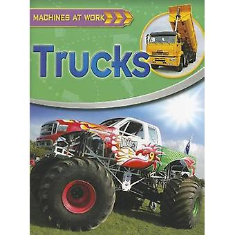 Trucks by Clive Gifford - 9780778774822 Book