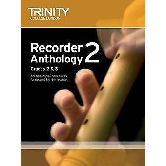 Recorder Anthology (Grades 2-3) - Book 1 - Score & Part - 9780857361721