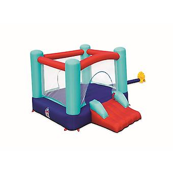 Bestway Constant Air Spring N' Slide Park Bouncy Castle