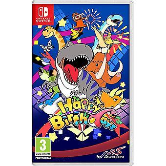 Happy Birthdays Nintendo Switch Game