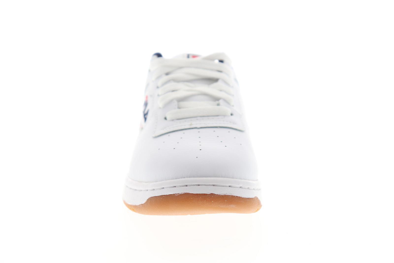 Fila original fitness Haze menns hvit casual lav topp joggesko sko