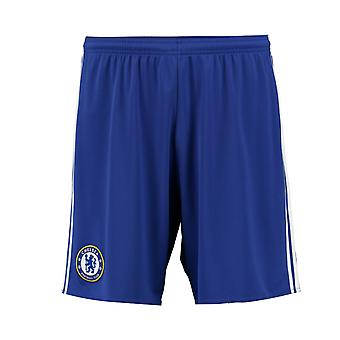 2016-2017 Chelsea Adidas Home Shorts (Kids)