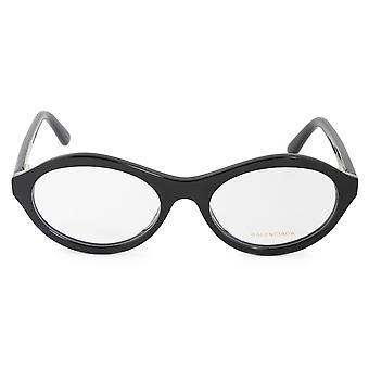 Balenciaga BA 5086 001 52 soikea silmä lasien kehykset