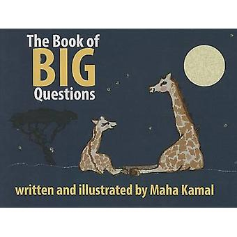 The Book of Big Questions by Maha Kamal - 9781682223246 Book