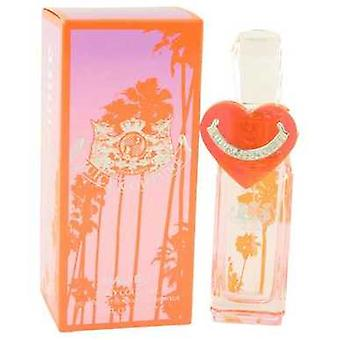 Juicy Couture Malibu mennessä Juicy Couture Eau de Toilette Spray 2,5 oz (naiset) V728-524475
