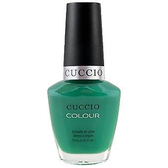 Cuccio Nagellack Farbe - Jakarta Jade 13ml