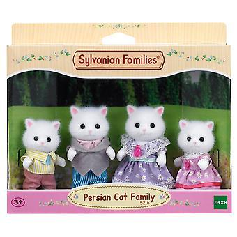 Sylvanian Families Perzische kat familie instellen (Multi-kleur)