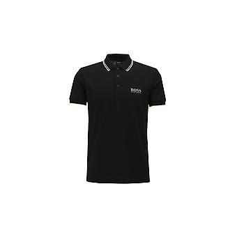 BOSS Athleisure Boss Paddy Pro Polo Shirt Black