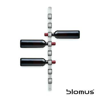 Montado en la pared de Blomus Cioso botellero acero inoxidable - 8 botellas