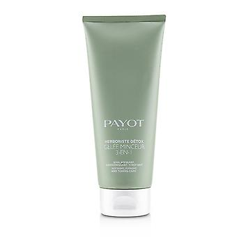 Payot Herboriste Detox Gelee Minceur 3-en-1 - Refining Firming And Toning Care - 200ml/6.7oz