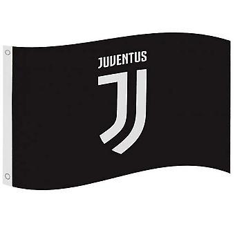 Juventus FC Core Crest Flag