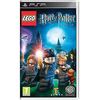 LEGO Harry Potter år 1-4 (Sony PSP)-fabriken förseglad